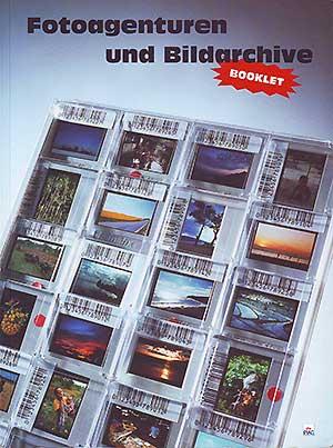 Fotoagenturen und Bildarchive Booklet von PIAG