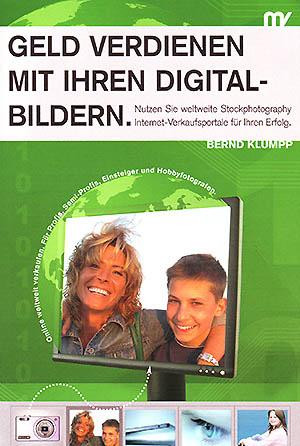 """Cover """"Geld verdienen mit ihren Digitalbildern"""""""
