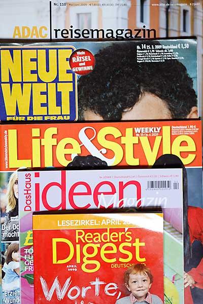 Zeitschriftencover