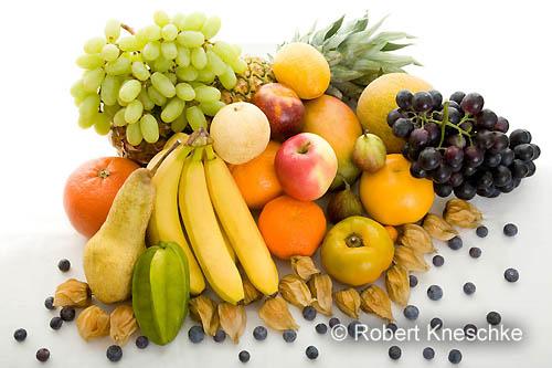 Stillleben mit Obst