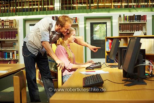 Hilfe am Computer