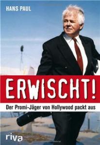 """Cover """"Erwischt"""" von Hans Paul"""