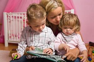 Den Kindern vorlesen