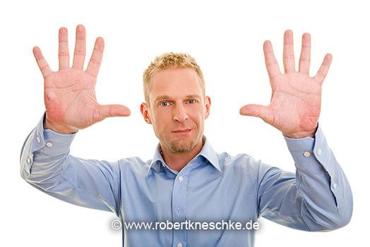 Zehn Finger