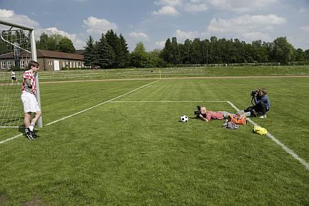 Fotolia-Shooting Fussball 04