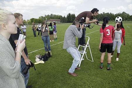 Fotolia-Shooting Fussball 02
