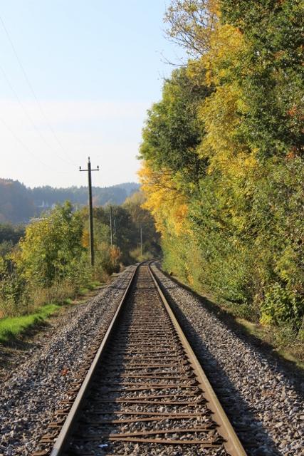 Schienenstrang