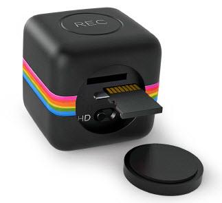 Der neue Polaroid Cube