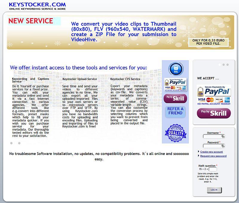 keystocker-webseite