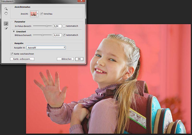 Photoshop-Auswahl-nach-Fokusbereich