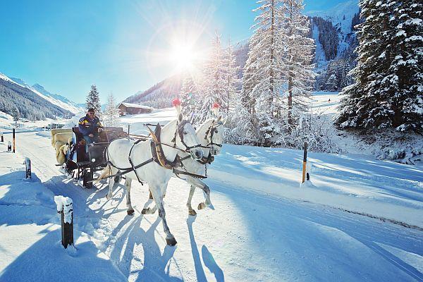 Einer meiner Bestseller: Dieses Motiv entstand im Winterurlaub in Davos, Schweiz bei einer Wanderung.